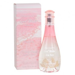 Davidoff Cool Water Sea Rose Coral Reef Women's Perfume EdT