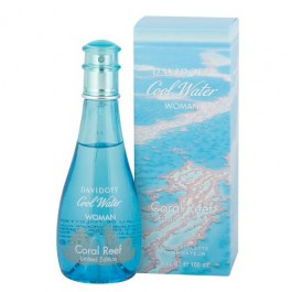 Cool Water Coral Reef by Davidoff for women