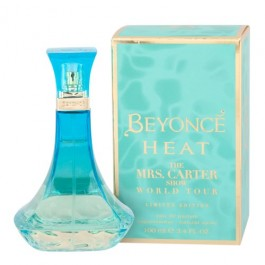 Beyonce Heat The Mrs. Carter Show World Tour Limited Edition Women's Perfume EdP