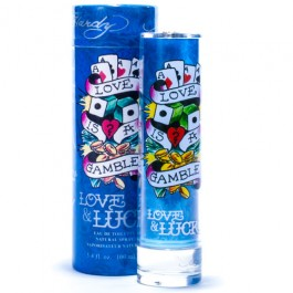 Ed Hardy Ed Hardy Love & Luck Men's Cologne EdT