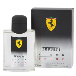 Ferrari Black Shine Men's Cologne EdT