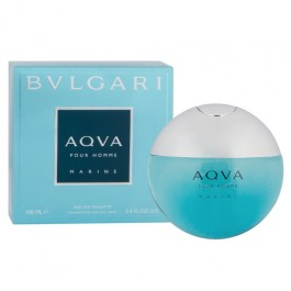Bvlgari Aqva Marine Men's Cologne EdT