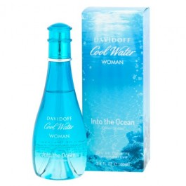 Davidoff Cool Water Into The Ocean Women's Perfume EdT