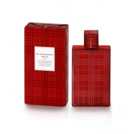 Burberry Brit Red by Burberry for women