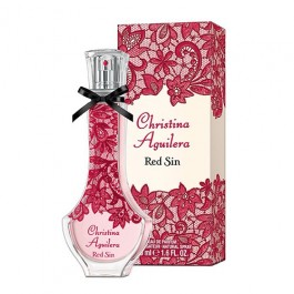 Red Sin by Christina Aguilera for women