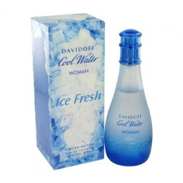 Cool Water Ice Fresh by Davidoff for women