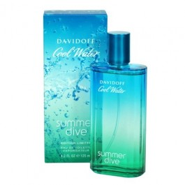 Cool Water Summer Dive by Davidoff for men