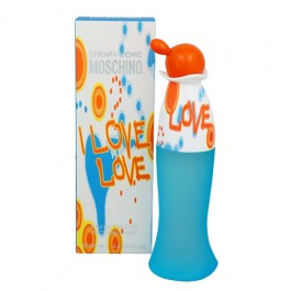 I Love Love by Moschino for women