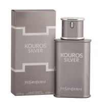 Kouros Silver by Yves Saint Laurent for men