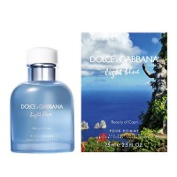 Light Blue Beauty of Capri by Dolce & Gabbana for men
